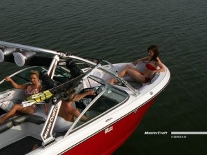 Rockport Reservoir Boating