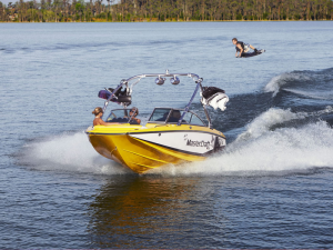 Wakeboarding Boats